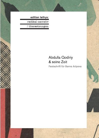 Cover : Abdulla Qodiriy & seine Zeit
