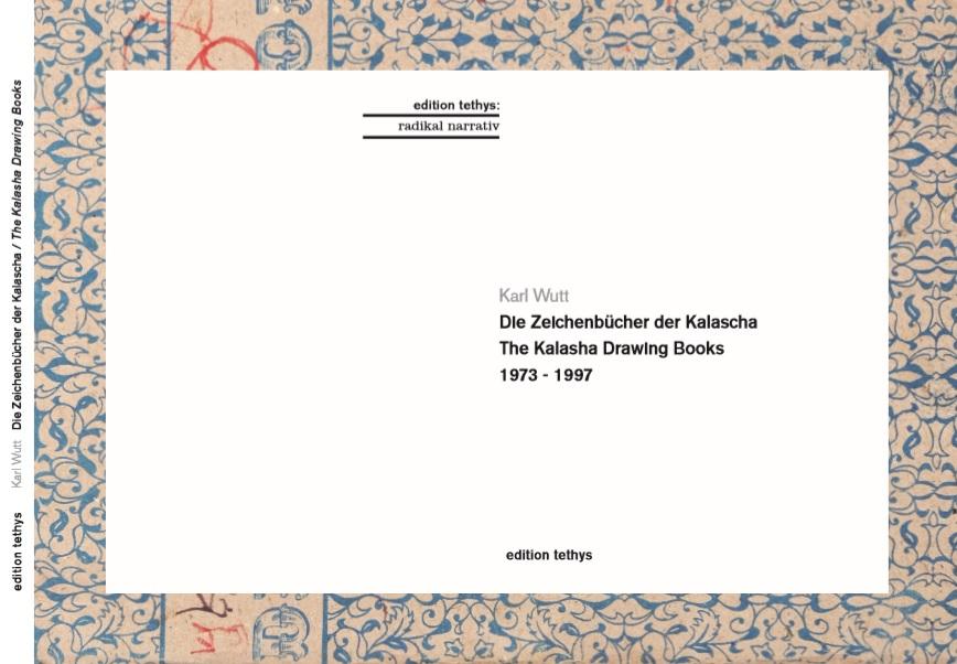 Cover_Wutt: Kalasha Zeichenbücher / Kalasha Drawing Books